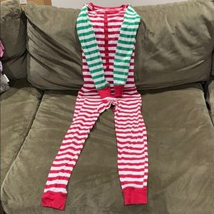 Kids size 12 onesie pjs great for the Holidays!
